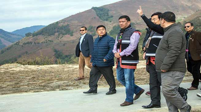 Arunachal: PM Modi will lay the foundation stone of Holling airport in January, 2019