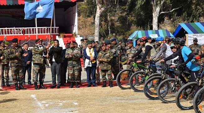 Arunachal: Army organised Maitree Diwas at Rupa