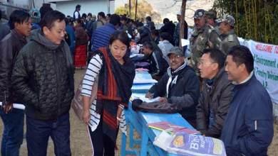 Photo of Arunachal: Tawang's 20th Sarkar Aapke Dwar held at Kharteng village