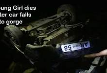 Photo of Itanagar:  young Girl dies, 2 injured as car falls into gorge