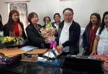 Photo of Arunachal: Rebia appeal APSCW to work for welfare of women community