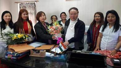 Photo of Arunachal:Rebia appeal APSCW to work for welfare of women community