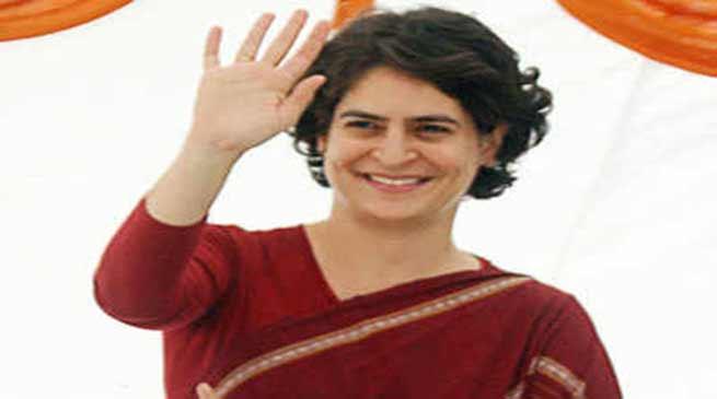 Priyanka Gandhi to join active politic