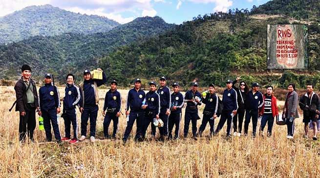 Arunachal: Call to develop Kapuk Yarbe as trekking destination