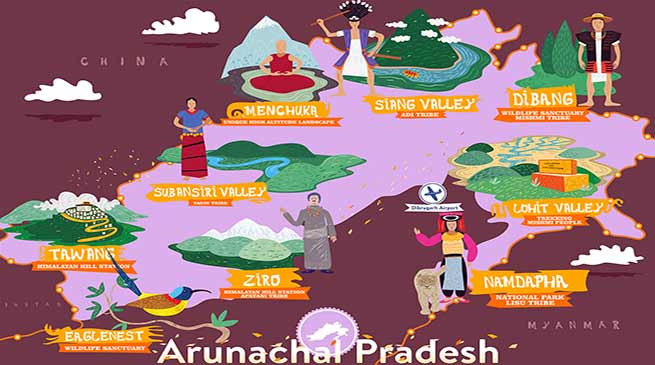 Bill on Arunachal ST List approved by Union cabinet