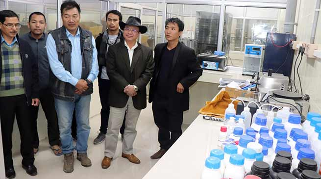 Itanagar: Capital gets new Packaged drinking water plant
