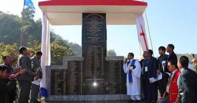 Itanagar: foundation stone laid for Multipurpose Mission centre of APCRCC