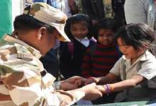 Photo of Arunachal: ITBP conduct medical camp for school children