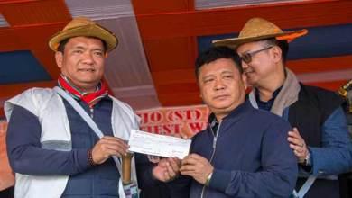 Photo of Arunachal:Khandu distributes land compensation cheques worth Rs 53 crores