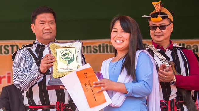 Arunachal Rising Campaign reaches Nacho