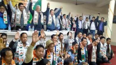 Photo of Arunachal: Two NPP MLA and two former Minister join Congress