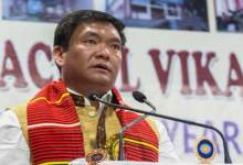 Photo of Arunachal: Khandu appealed to the people for preservation of tribal language