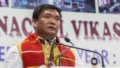 Arunachal: Khandu appealed to the people for preservation of tribal language