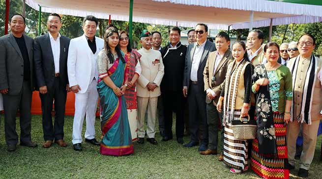 70th Republic Day: Arunachal Governor host 'At Home'