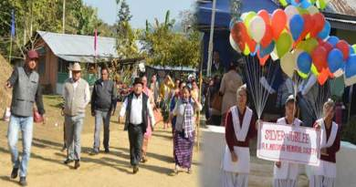 Arunachal: R.K. Mossang Memorial Society celebrates its Silver Jubilee
