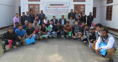 Arunachal:KVK Namsai begins Skill Development Training