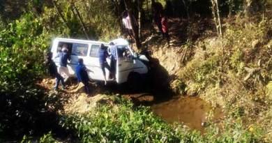 Arunachal:1 died on spot, 9 injured in road accident near Gumto