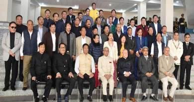 17th session of sixth Arunachal Pradesh Legislative Assembly begins