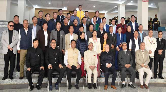 17th session of sixth Arunachal Pradesh Legislative Assembly