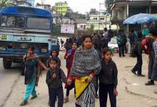 Itanagar: Pathetic condition of APST school bus forced student back to home