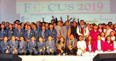 Itanagar: EDOS conducts Focus 2019