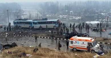 Kashmir terror attack : 18 CRPF Jawan killed- LIVE UPDATE