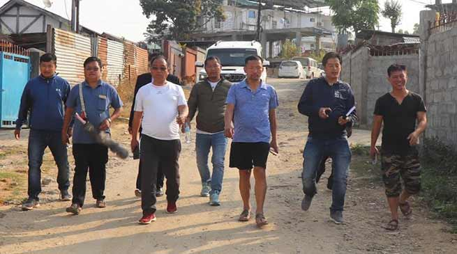 Itanagar: 15 KM CC pavement road to be constructed in twin capital city-Techi Kaso