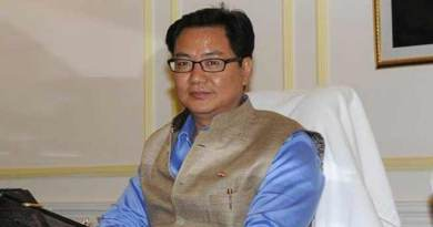 Kiren Rijiju rules out PR in Arunachal Pradesh
