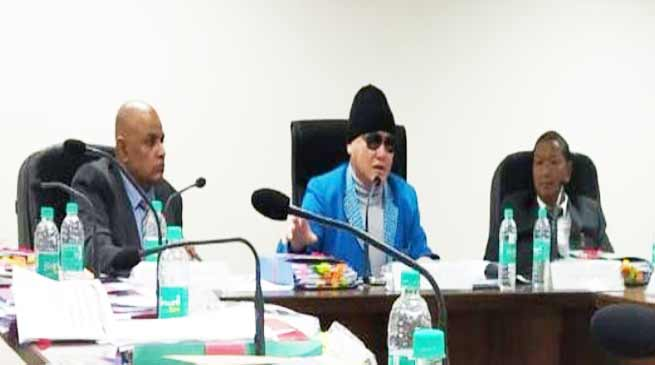 Arunachal: Final report on PRC within couple of days- Nabam Rebia