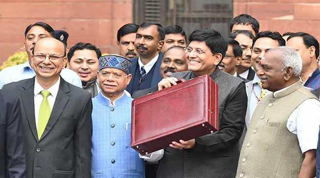 Interim Budget 2019 : Here are the key highlights