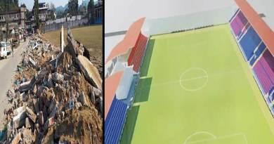 Arunachal: RG Stadium to get a facelift with new multi-purpose stadium
