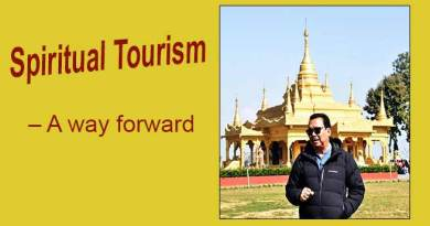 Arunachal: Spiritual Tourism – A way forward