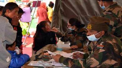 Photo of Arunachal: Army brings succor to border village through medical camp