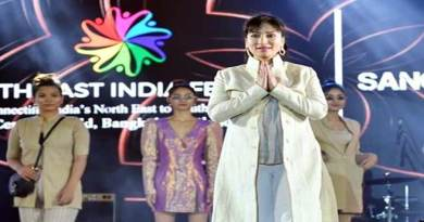 Arunachal Mountaineer Anshu promotes North East India Tourism in Thailand