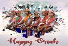 Arunachal Governor, CM extend Oriah greetings
