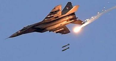 IAF strike Jaish-e-Mohammed terror camp across the LoC in Balakote