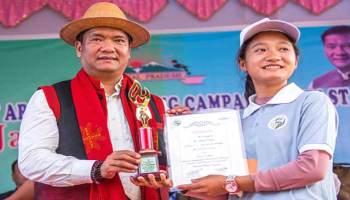 Arunachal: Khandu Addresses joint conference of Anganwadi and ASHA