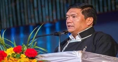 Arunachal: uproot the disease of corruption from the society- Pema Khandu