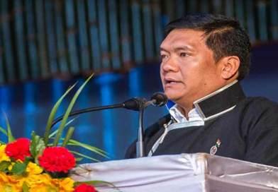 Arunachal: uproot the disease of corruption from the society- Pema Khandu