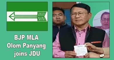Arunachal Elections: BJP MLA Olom Panyang denied party ticket, joins JDU