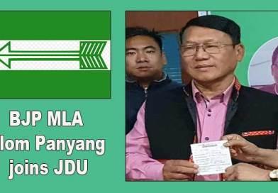 Arunachal Elections: BJP MLA Olom Panyang denied party ticket, joins JDU