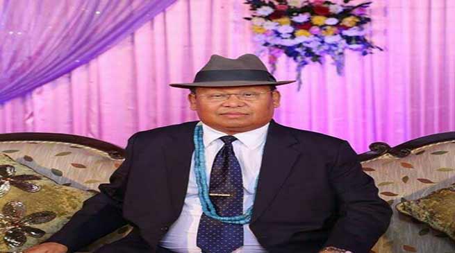 Arunachal: CM Pema Khandu condoles Gaken Ete demise