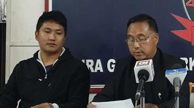 Arunachal: NIHRO demand gazette notification on PRC issue