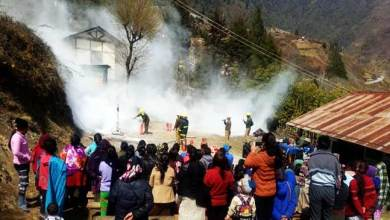 Photo of Bomdila: Mass awareness campaign on disaster management held in Pedung Village