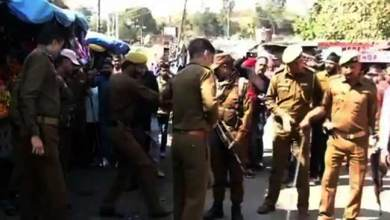 Photo of grenade attack in Jammu bus stand, 1 killed, 20 injured