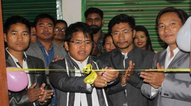 Itanagar: Janata Dal (United) state office inaugurated