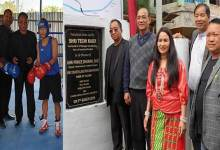 Photo of Itanagar: Three village and a Boxing ring inaugurated at Ganga panchayat