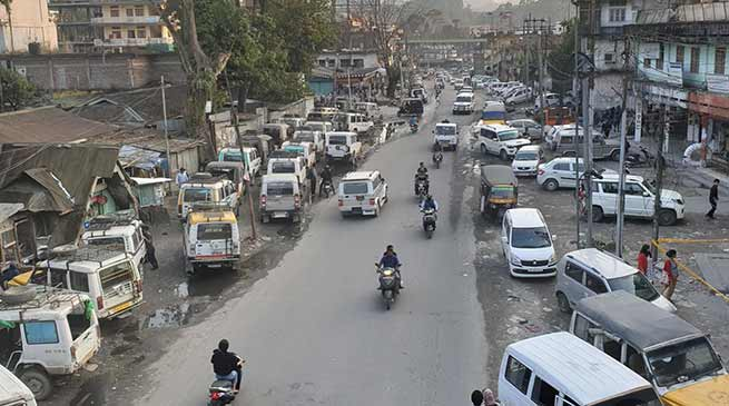 Itanagar: All activities returns to normalcy in capital complex