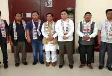 Photo of Arunachal Elections: Ham Saath Saath Hain- Said Padi Richo, Nani Ribia and Khoda Gyati