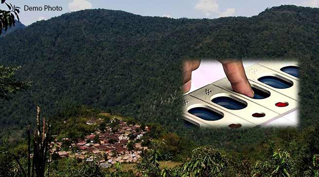 Arunachal Elections:State has 518 inaccessible polling stations